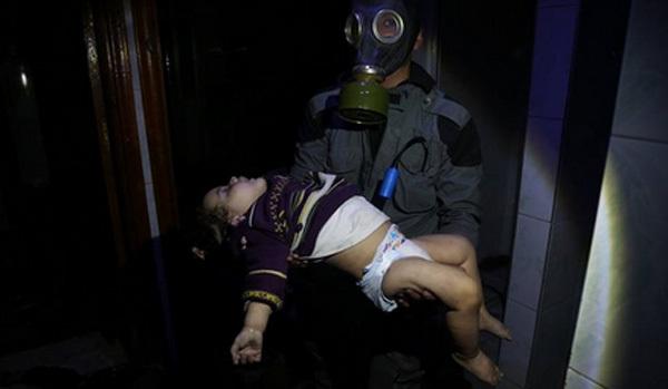 Syria,tấn công vũ khí hóa học,Đông Ghouta,Địa ngục trần gian