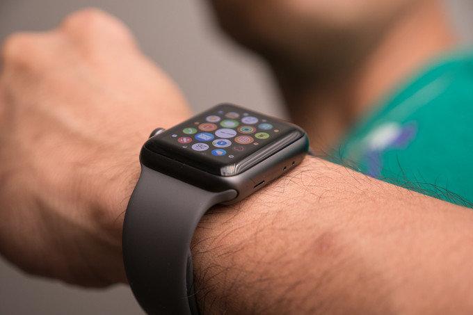Apple,Apple Watch,đồng hồ thông minh