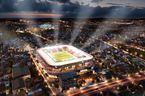 Hé lộ hình ảnh sân Hàng Đẫy mới trị giá 250 triệu euro