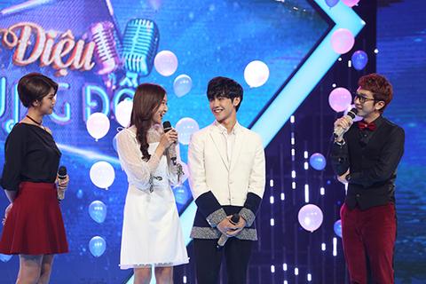 """Giai điệu chung đôi: Jin Ju – Jsol tiếp tục """"đốn tim"""" khán giả"""