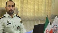 Tin tặc tấn công mạng Iran, để lại ảnh quốc kỳ Mỹ