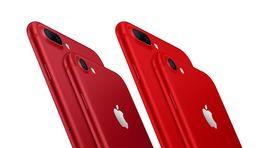 Apple ra mắt iPhone 8 và iPhone 8 Plus màu đỏ