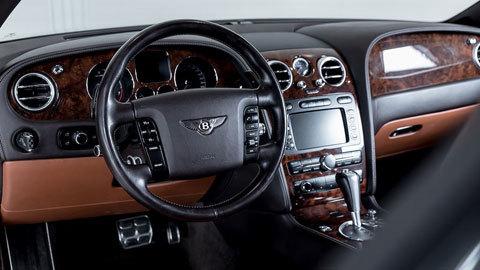 Mẫu xe độ Bentley Continental GT độ offroad độc nhất