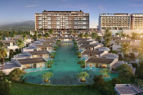 Giới đầu tư săn đón biệt thự triệu đô Regent Residences Phu Quoc