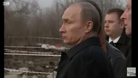 Putin đích thân hiện trường vụ tai nạn máy bay Ba Lan