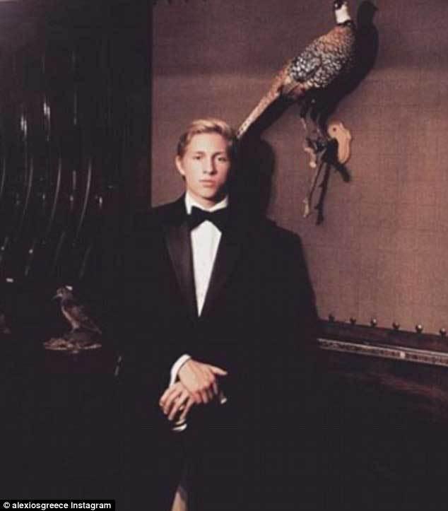 Những hoàng tử giàu có, quyến rũ ... độc thân