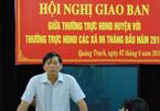Nhiều con cháu Bí thư huyện ở Quảng Bình làm quan