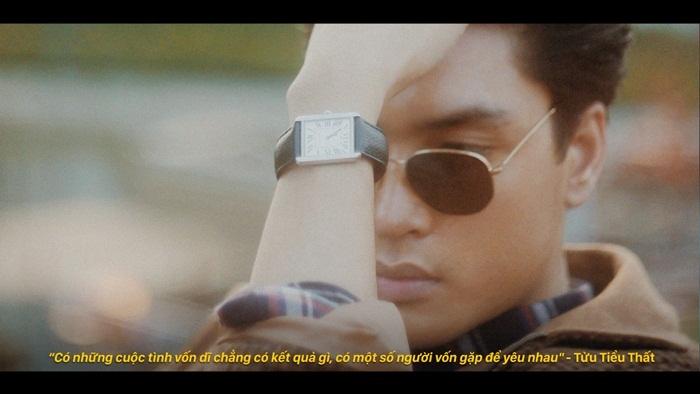 Bộ ảnh 'tình đầu' đặc biệt của Quang Đại