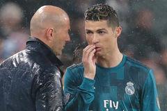 Ronaldo ra điều kiện đơn giản trở lại Real Madrid