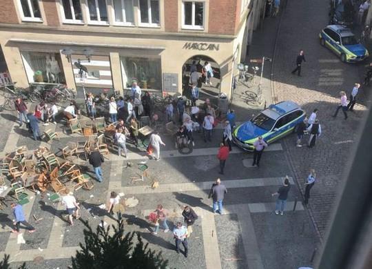Tình hình người Việt trong vụ xe tải lao vào đám đông ở Đức