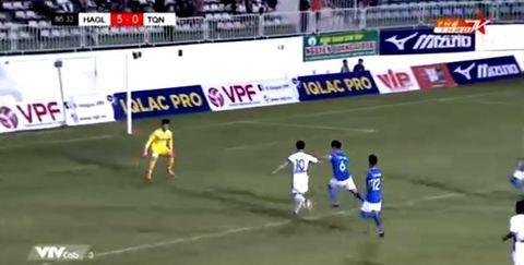 HAGL 5-0 Than Quảng Ninh: Công Phượng ghi bàn