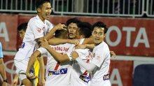 Văn Toàn, Xuân Trường, Công Phượng ghi bàn, HAGL thắng 5 sao