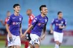 Quang Hải đá chính, Hà Nội FC thắng nhọc đội hạng Nhất