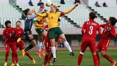 Tuyển nữ ViệtNamvsAustralia: Tìm vé dự World Cup
