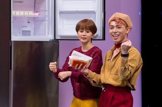 Min và Erik tiết lộ nhiều điểm không hợp nhau trên truyền hình