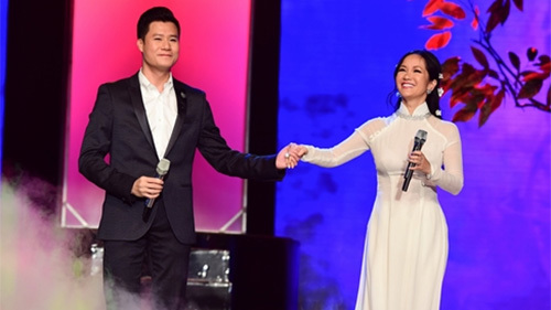 Hồng Nhung, Quang Dũng hát Tình nhớ của Trịnh Công Sơn