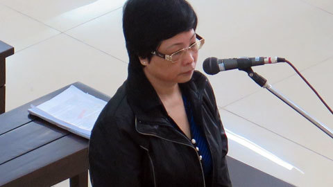 Cựu ĐBQH Châu Thị Thu Nga viết tay gần 100 trang kêu oan