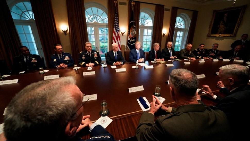Mỹ sẽ dùng sức mạnh liên quân trừng phạt Syria?
