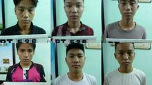 Hỗn chiến vì ghen, 3 học sinh ở Sài Gòn bị chém thương tích