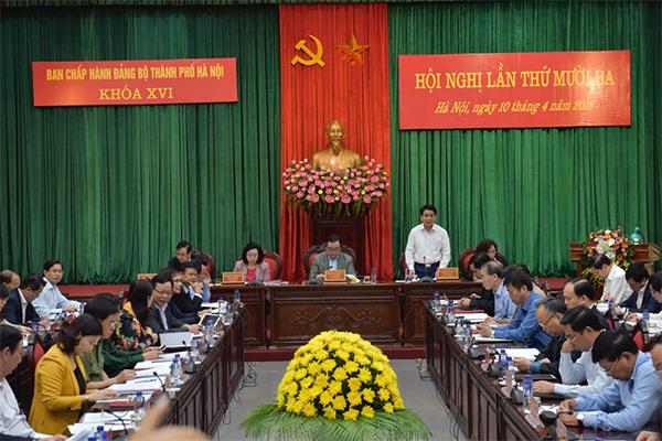 Hà Nội sẽ thí điểm trưởng công an xã là công an chính quy