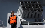 Trung Quốc đang đe dọa vị thế của Mỹ trên biển?
