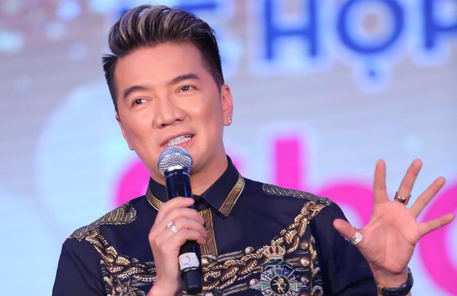 Đàm Vĩnh Hưng hát không cát sê để gây quỹ ủng hộ miền Trung