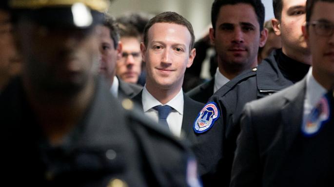 CEO Mark Zuckerberg tới Capitol Hill, chuẩn bị ra điều trần trước Quốc hội Mỹ