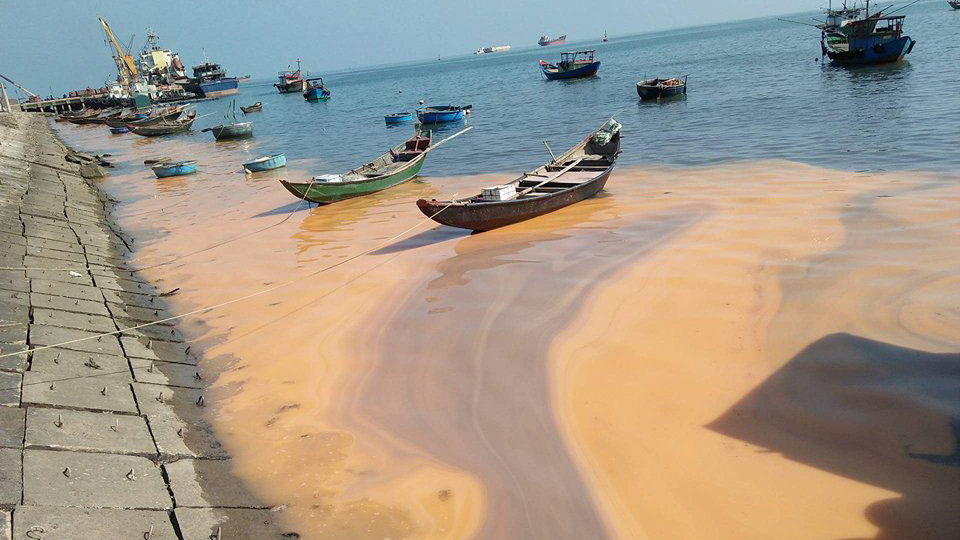 ô nhiễm môi trường,Quảng Bình,ô nhiễm