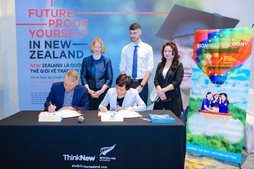 Du học New Zealand không cần IELTS