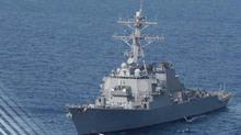 Mỹ điều tàu chiến áp sát Syria