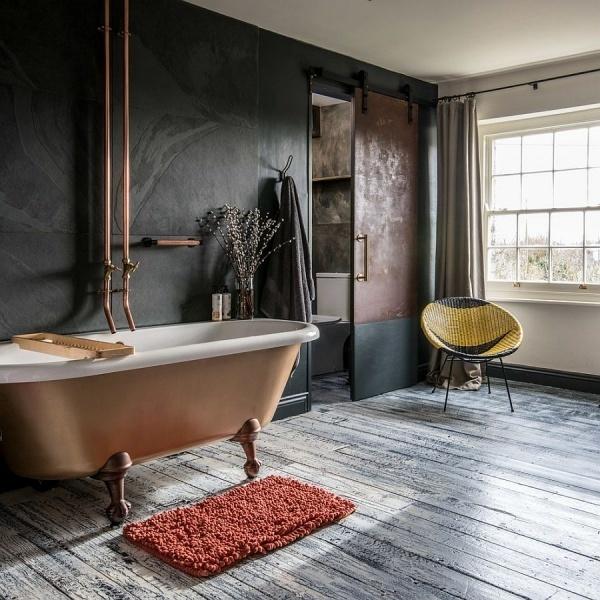 Những xu hướng thiết kế phòng tắm được ưa chuộng nhất mùa Hè 2018