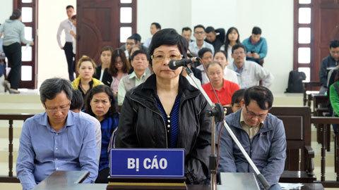 Châu Thị Thu Nga,Dự án B5 Cầu Diễn,Lừa đảo chiếm đoạt tài sản,Công ty Housing Group,Hà Nội