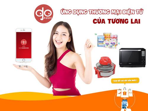 Tải app dạo chợ online, ung dung kiếm thêm thu nhập