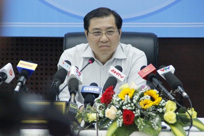 Chủ tịch Đà Nẵng,nhà máy thép ô nhiễm