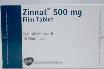 Phát hiện thuốc kháng sinh Zinnat giả tại Hà Nội