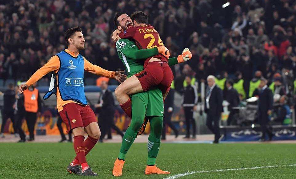 Chiếu lại cơn địa chấn của Roma tạo ra trước Barca
