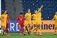 Thua đậm Úc, tuyển nữ Việt Nam chờ quyết đấu Hàn Quốc