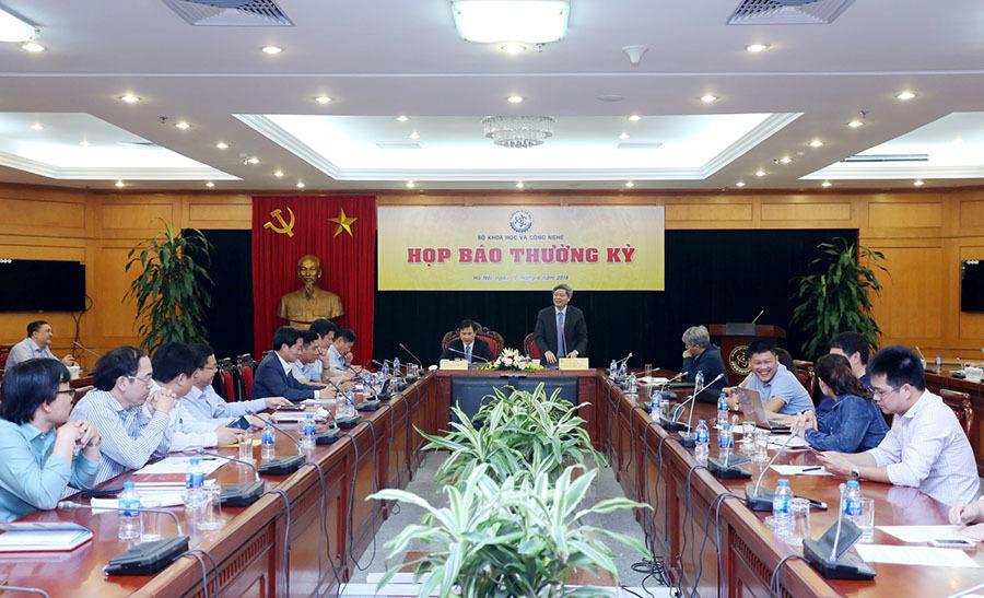 Bộ Khoa học lý giải tại sao độ sẵn sàng cho i4.0 của Việt Nam thấp