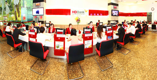 2018, HDBank mở mới 45 chi nhánh, phòng giao dịch
