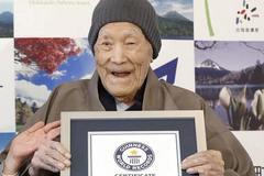 Bí quyết trường thọ của cụ ông sống lâu nhất thế giới