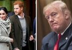 Vì sao ông Trump không được mời dự đám cưới Hoàng tử Anh?