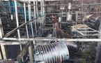 Xưởng sâm Ngọc Linh bị thiêu rụi sau tiếng nổ lớn