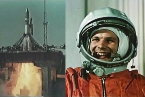 Yuri Gagarin, người đầu tiên bay vào vũ trụ