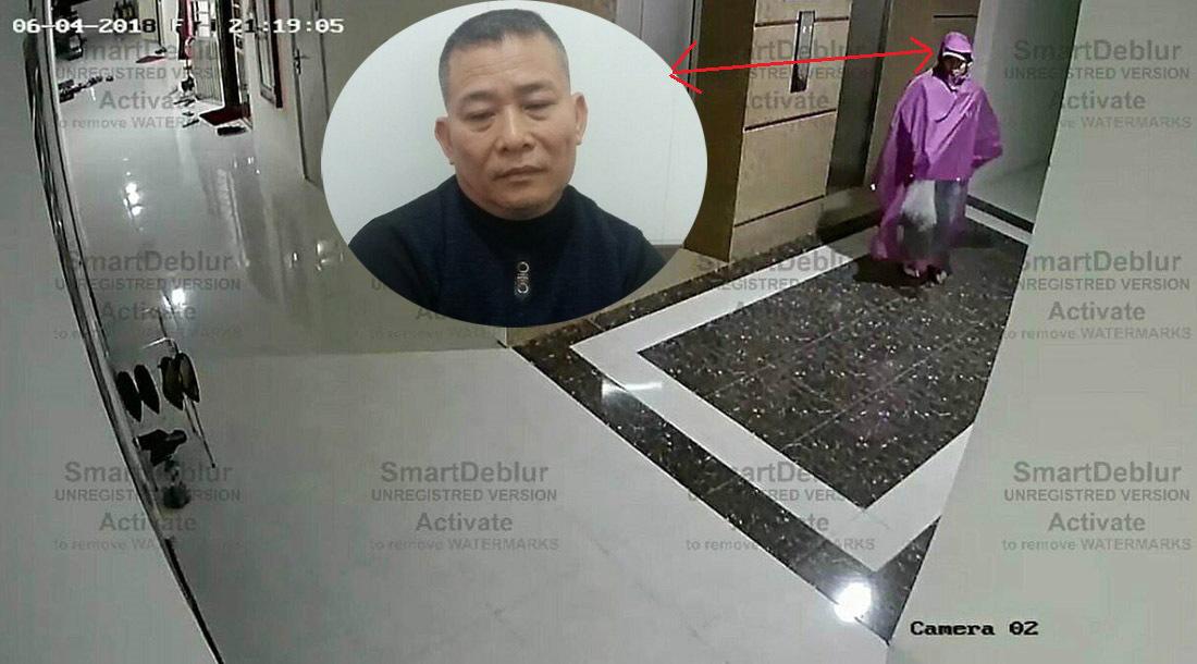 Lộ mặt kẻ ném chất bẩn vào nhà nữ phóng viên ở Nghệ An