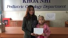 Bạn đọc báo VietNamNet tiếp sức cho bé Lê Phương Thảo