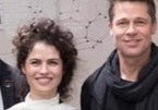 Lộ ảnh Brad Pitt bên 'bạn gái tin đồn' kém 12 tuổi