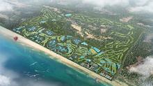 The Blue Village - 'Trái tim' của quần thể FLC Quảng Bình