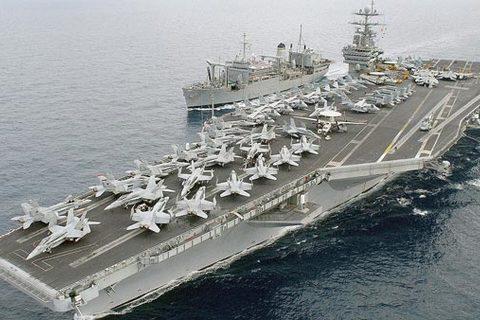 tàu chiến USS Harry S. Truman