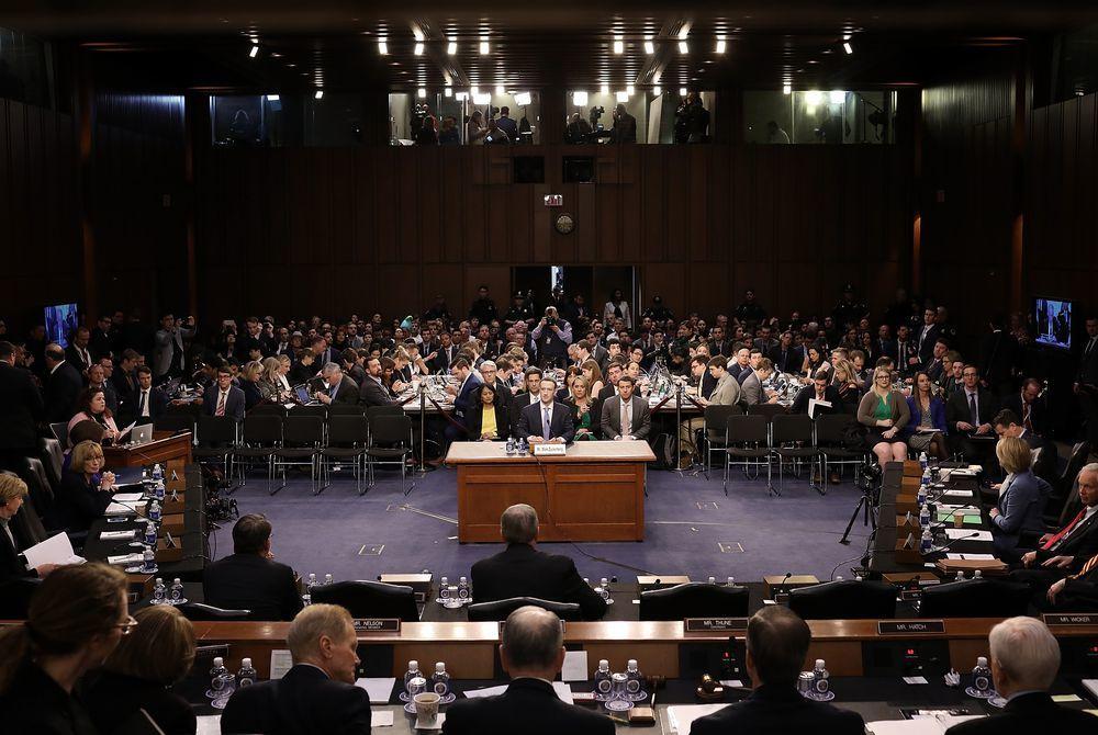 Toàn văn phiên điều trần trước Quốc hội Mỹ của Mark Zuckerberg