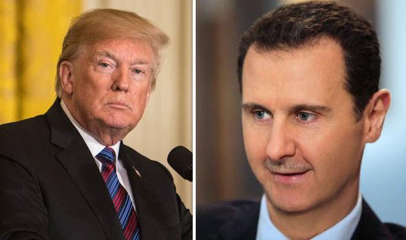 Tổng thống Assad đã rời Syria để tránh đòn của Mỹ?